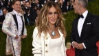 Sarah Jessica Parker Attempts to Explain her 'Hamilton'-Inspired Met Gala Look