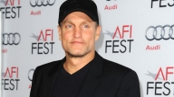 Woody Harrelson Wears Pajama Pants and Socks to 'Hunger Games' Paris Premiere Event