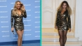 Beyonce and Mariah Carey Rock the Same Balmain Minidress: Who Wore It Best?