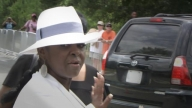 Bobbi Kristina's Aunt Leolah Brown Thrown Out of Funeral After Outburst