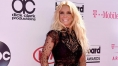 Britney Spears Goes Pantsless in Sheer Billboard Music Awards Red Carpet Look