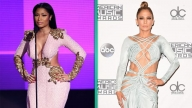 Did Nicki Minaj Throw Shade at Jennifer Lopez for 'Anaconda' Performance at the AMAs?