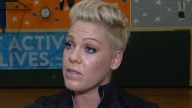 EXCLUSIVE: Pink Jokes Daughter Willow Is 'Mean' Like Her, 'Cute' Like Her Dad