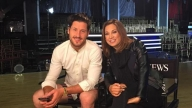Ginger Zee Scores First Perfect Score of Season on 'Dancing With the Stars'