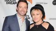 Hugh Jackman Reveals Why His Wife Was Turned On by His 'Pan' Character