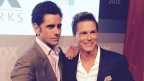 John Stamos Hilariously Gets Mistaken for Rob Lowe While on Vacation -- See His Reaction!