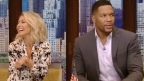 Kelly Ripa Wraps Up First Week Back to 'Live!' With Awkward Divorce Comment to Michael Strahan