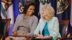 Michelle Obama and Jill Biden Are Headed to 'The Voice'!