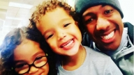 Nick Cannon's Kids Took Him to Chuck E. Cheese's for His 35th Birthday and It's Adorable