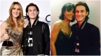 Rene-Charles Angelil Snaps Pic With Rihanna After Emotional Moment With Mom Celine Dion, Wins Billboard Music Awards