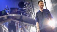 Sam Smith Rocked Disclosure's L.A. Show and Everyone Freaked Out