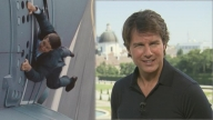 Tom Cruise Talks 'Holy S**t' Plane Stunt from 'Mission: Impossible - Rogue Nation'